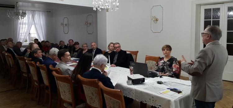 """Walne Zebranie Lokalnej Grupy Działania """"Lider w EGO"""""""